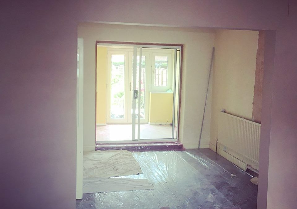 Archway Re-Plastering in Heald Green